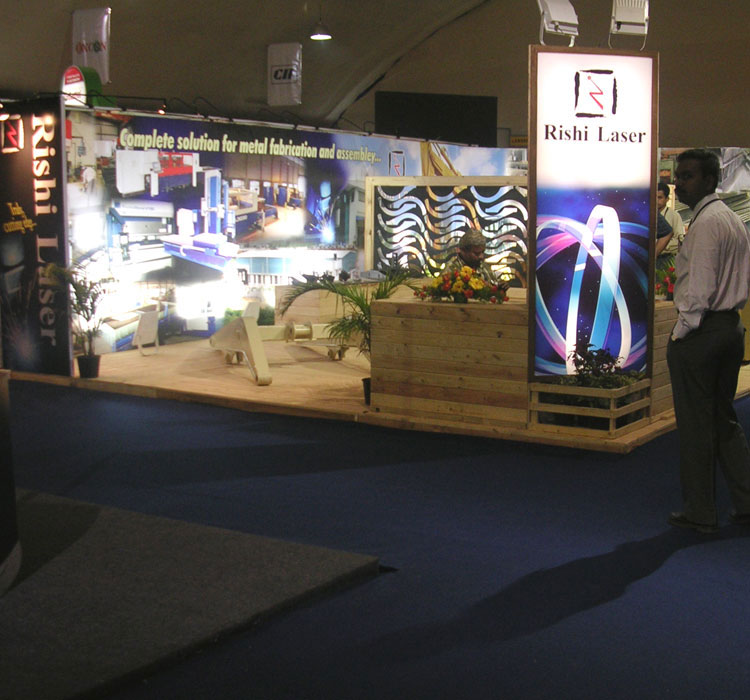 Exhibition Stall Panels : Offering designs which leave a mark